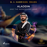 Cover for B. J. Harrison Reads Aladdin and the Wonderful Lamp