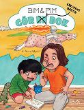 Cover for Bim & Pim gör världens bästa bok