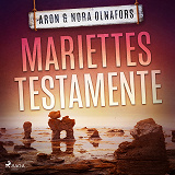 Cover for Mariettes testamente