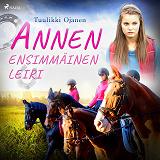 Cover for Annen ensimmäinen leiri