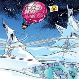 Cover for 12: Ballongfärden