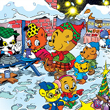 Cover for 14: Julmarknaden