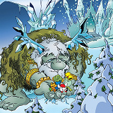 Cover for 17: Mot Vinterdrottningens slott