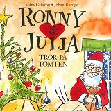 Cover for Ronny & Julia vol 6: Ronny och Julia tror på tomten