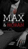 Cover for Max och Horan del 4