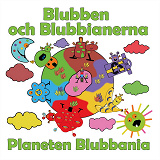 Cover for Blubben och Blubbianerna: Planeten Blubbania