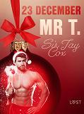 Cover for 23 december: Mr T. - en erotisk julkalender