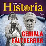Cover for Geniala fältherrar