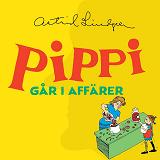 Cover for Pippi går i affärer