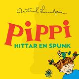 Cover for Pippi hittar en spunk