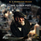 Cover for B. J. Harrison Reads The Queer Feet
