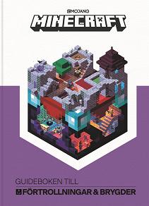 Cover for Minecraft Guideboken till förtrollningar & brygder