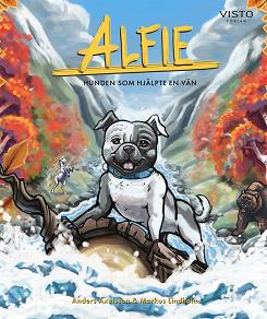 Cover for  Alfie - hunden som hjälpte en vän
