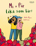 Cover for Mi & Pär - lika som bär!