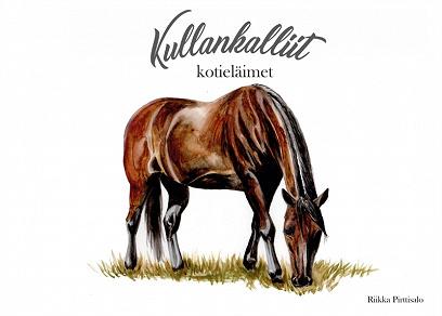 Cover for Kullankalliit kotieläimet