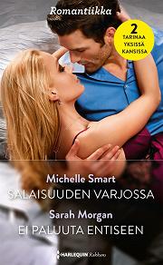 Cover for Salaisuuden varjossa / Ei paluuta entiseen