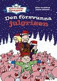 Cover for Hotell Gyllene knorren. Den försvunna julgrisen