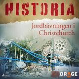 Cover for Jordbävningen i Christchurch