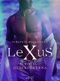 Cover for LeXuS: Pold, Desertörerna - erotisk dystopi
