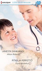 Cover for Ainesta sankariksi / Pitkä ja perfetto