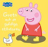Cover for Greta och de guldiga stövlarna