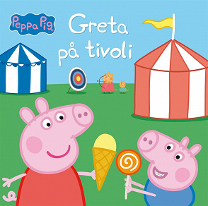 Cover for Greta på tivoli