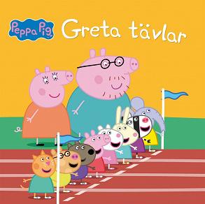 Cover for Greta tävlar