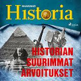 Cover for Historian suurimmat arvoitukset