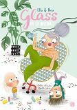 Cover for Ella och Noa : Glass på en onsdag