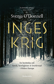 Cover for Inges krig