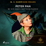 Cover for B. J. Harrison Reads Peter Pan