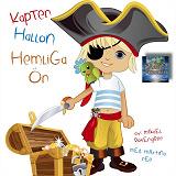 Cover for Kapten Hallon : Hemliga ön