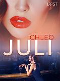 Cover for Juli - erotisk novell