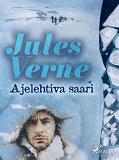 Cover for Ajelehtiva saari