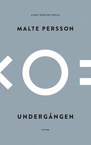 Cover for Undergången