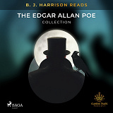 Cover for B. J. Harrison Reads The Edgar Allan Poe Collection