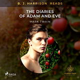 Cover for B. J. Harrison Reads The Diaries of Adam and Eve