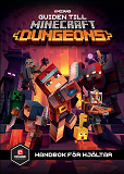 Cover for Guiden till Minecraft Dungeons