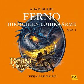 Cover for Ferno – hirmuinen lohikäärme