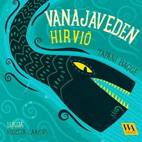 Cover for Vanajaveden hirviö