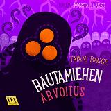 Cover for Rautamiehen arvoitus