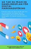 Cover for Handlingsplan för digital marknadsföring