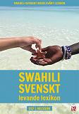 Cover for Swahili svenskt levande lexikon