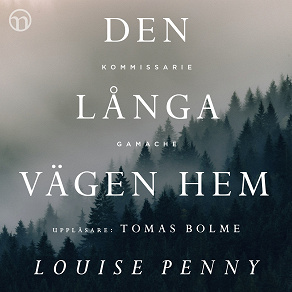 Cover for Den långa vägen hem