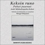 Cover for Keksin runo