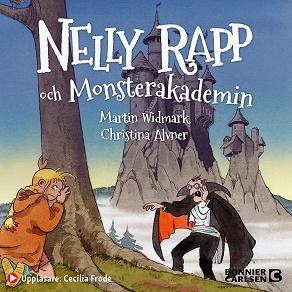 Cover for Nelly Rapp och monsterakademin