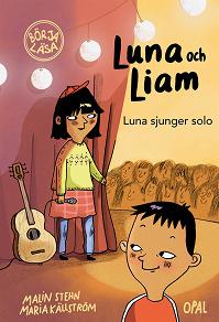 Cover for Luna sjunger solo