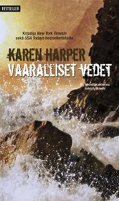 Cover for Vaaralliset vedet