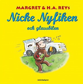 Cover for Nicke Nyfiken och glassbilen