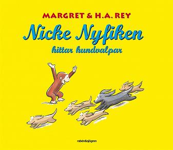 Cover for Nicke Nyfiken hittar hundvalper